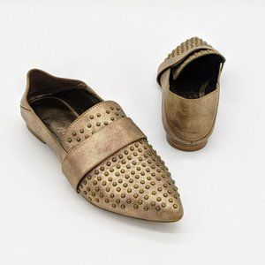 Coconuts by Matisse Bronze Felix Slip On Loafer 7